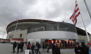 Temp 17/18 | Atlético de Madrid - Levante | Jornada 32 | 15-04-18 | Cilindro