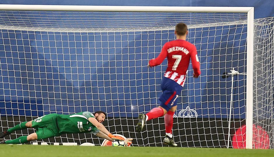 Temp 17/18 | Real Sociedad - Atlético de Madrid | Jornada 33 | 19-04-18 | Oblak