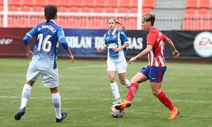 Temp 17/18 | Atlético de Madrid - Espanyol | Jornada 27 | Marta Corredera
