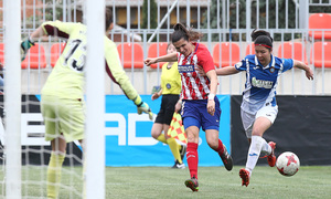 Temp 17/18 | Atlético de Madrid - Espanyol | Jornada 27 | Pereira