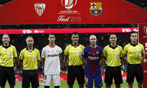 Temp. 17-18 | Final Copa del Rey en el Wanda Metropolitano |