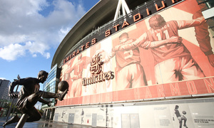 Temp. 17-18 | Ida semifinales Europa League | Emirates Stadium