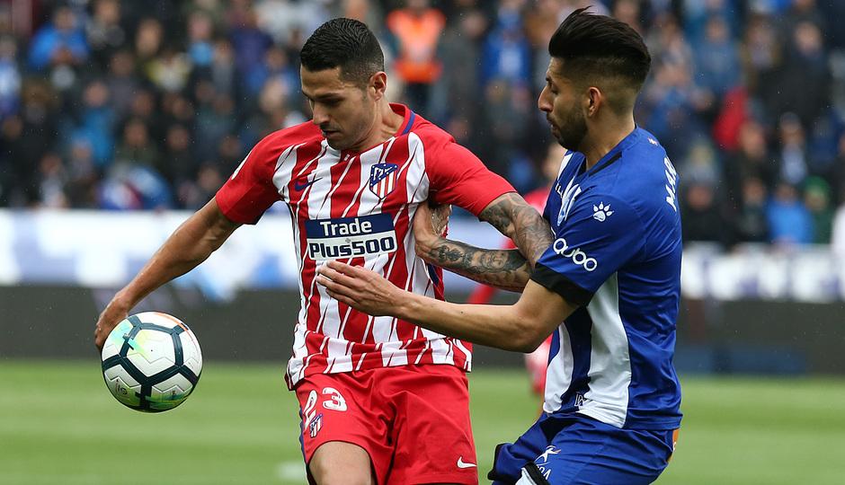 Temp 17/18 | Alavés - Atlético de Madrid | Jornada 35 | Vitolo