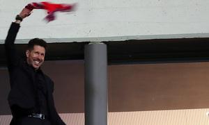 Temp 17/18 | Atlético de Madrid - Arsenal | Vuelta de semifinales Europa League | Simeone