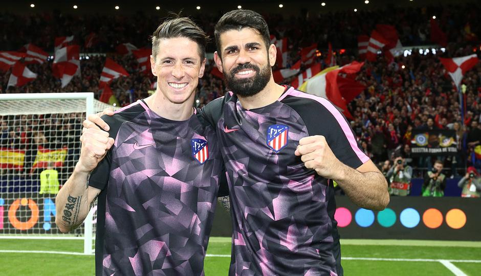 Temp 17/18 | Atlético de Madrid - Arsenal | Vuelta de semifinales Europa League | Torres y Costa