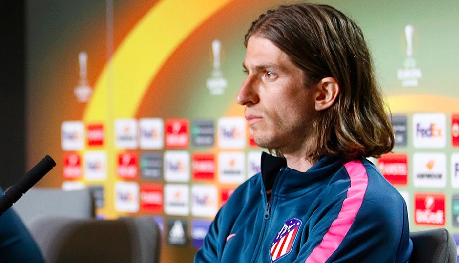 Temp 17/18 | Media Day | 09-05-18 | Wanda Metropolitano | Filipe
