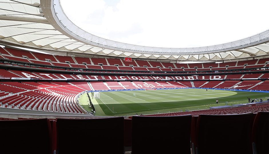 Temp 17/18 | Media Day | 09-05-18 | Wanda Metropolitano |