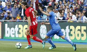 Temp 17/18 | Getafe - Atlético de Madrid | Jornada 37 | Filipe Luis
