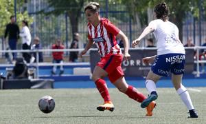 Temp 17/18 | Zaragoza CFF - Atlético de Madrid | Jornada 30 | Marta Corredera