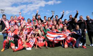 Temp 17/18 | Zaragoza CFF - Atlético de Madrid | Jornada 30 | FOTO FINAL