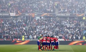 Temporada 17/18 | Final de Lyon de la Europa League | Olympique de Marsella - Atlético de Madrid |