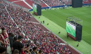 Temporada 17/18 | Final de Lyon de la Europa League en el Wanda Metropolitano |