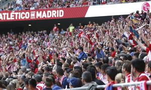 Temp. 17-18   Atlético de Madrid-Eibar   Afición 1