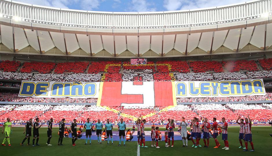 Temp. 17-18 | Atlético de Madrid-Eibar | Tifo 5
