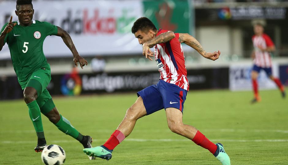 Temp 17/18 | Nigeria - Atlético de Madrid | Correa