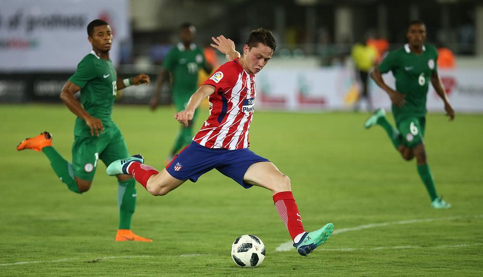 Temp 17/18 | Nigeria - Atlético de Madrid |