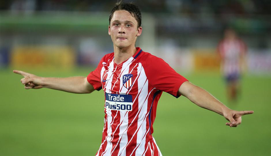 Temp 17/18 | Nigeria - Atlético de Madrid | Borja Garcés