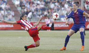 Temp. 17-18 | Final Copa de la Reina 2018 | FC Barcelona - Atlético de Madrid Femenino | Kenti Robles