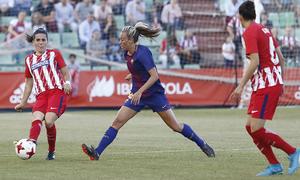 Temp. 17-18 | Final Copa de la Reina 2018 | FC Barcelona - Atlético de Madrid Femenino | Andrea Pereira