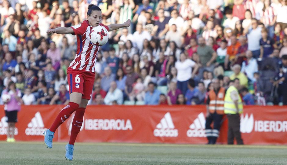 Temp. 17-18 | Final Copa de la Reina 2018 | FC Barcelona - Atlético de Madrid Femenino | Aurélie Kaci