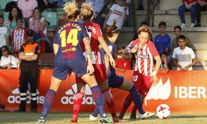 Temp. 17-18 | Final Copa de la Reina 2018 | FC Barcelona - Atlético de Madrid Femenino | Amanda Sampedro