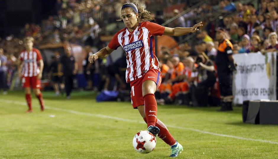 Temp. 17-18 | Final Copa de la Reina 2018 | FC Barcelona - Atlético de Madrid Femenino | Andrea Falcón