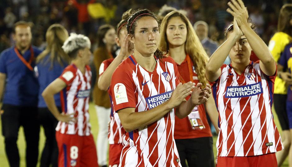 Temp. 17-18 | Final Copa de la Reina 2018 | FC Barcelona - Atlético de Madrid Femenino | Silvia Meseguer