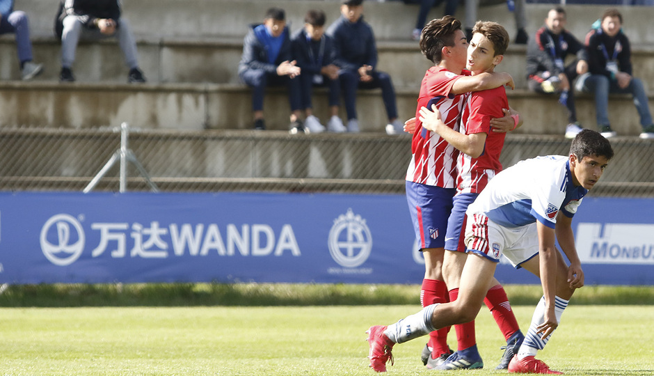 Wanda Football Cup | Atlético - Dallas