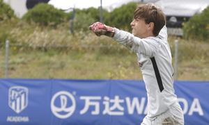 Wanda Football Cup | Luciano paró dos penaltis