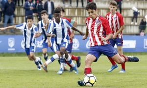 Wanda Football Cup | Fran anota un penalti
