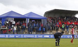 Wanda Football Cup | Grada de la Ciudad Deportiva Wanda Los Ángeles