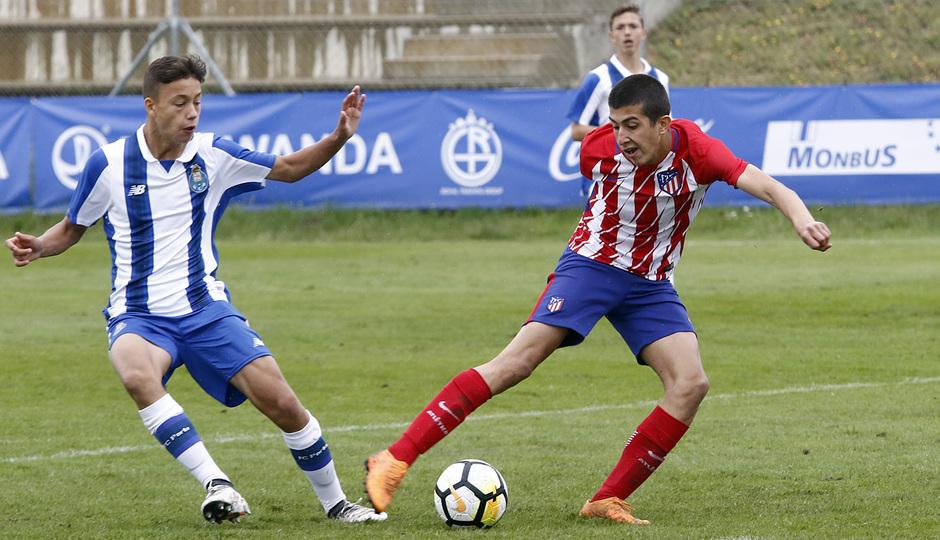 Wanda Football Cup | Atlético - Porto | Gol de Marcio