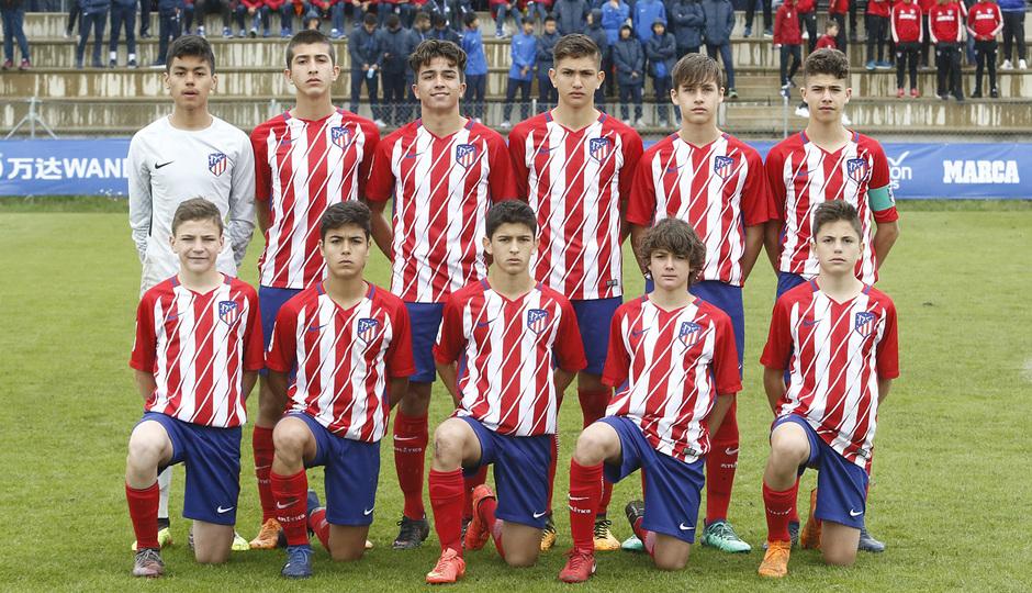 Wanda Football Cup | Atlético - Porto | Once titular