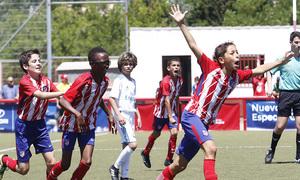 Temp 17/18 | Benjamín A en la final ante el Real Madrid en la Copa de Campeones