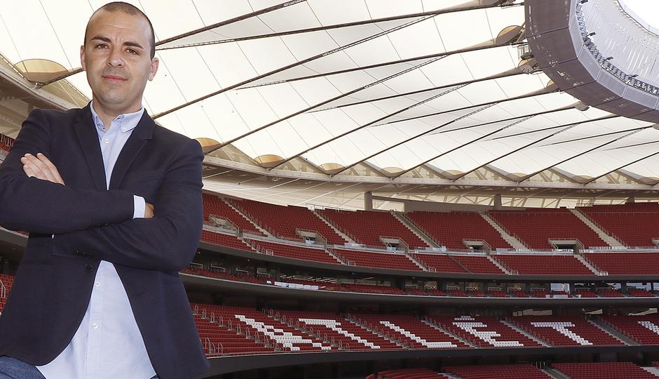 José Luis Sánchez Vera, nuevo entrenador del Femenino