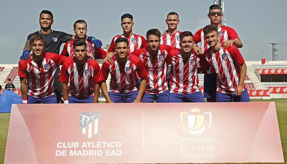 Temp. 17-18 | Final Copa del Rey Juvenil