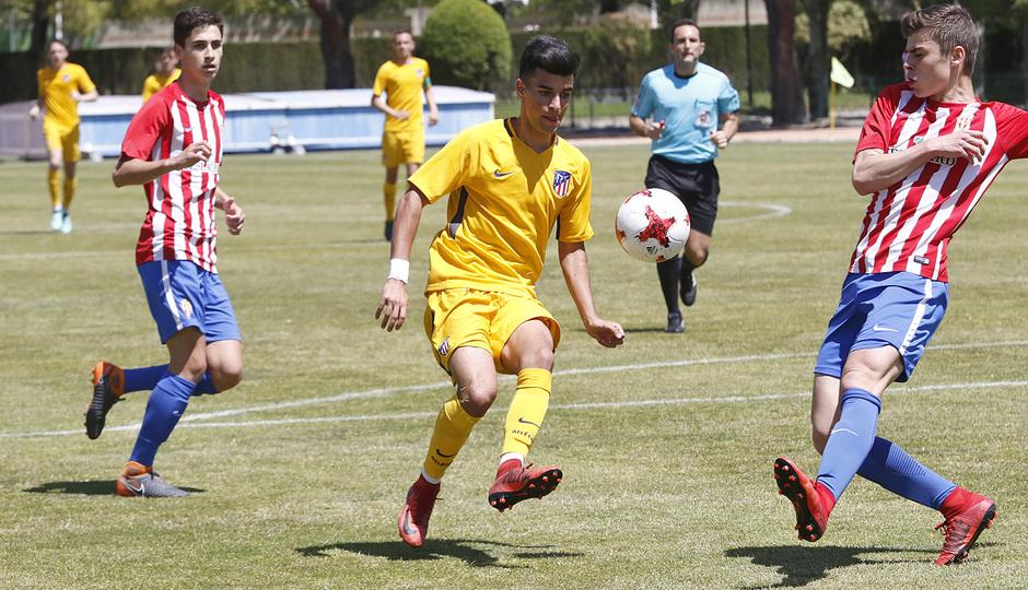 GALERÍA JUVENIL A TRICAMPEÓN: 16 | Copa de Campeones, Sporting