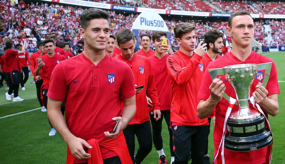 GALERÍA JUVENIL A TRICAMPEÓN: 20 | Wanda Metropolitano
