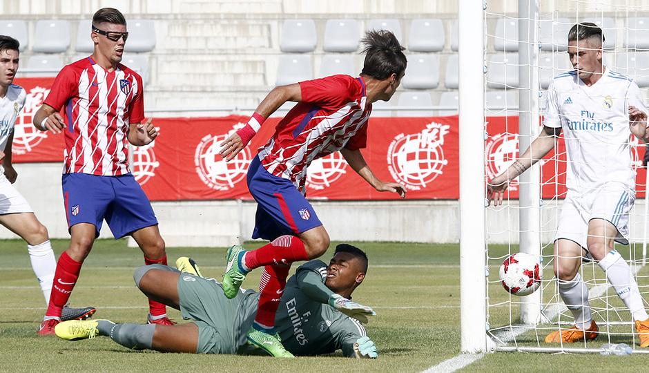 GALERÍA JUVENIL A TRICAMPEÓN: 27, Copa del Rey, Final