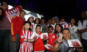 Meet&Greet en Singapur | La afición se volcó con el equipo