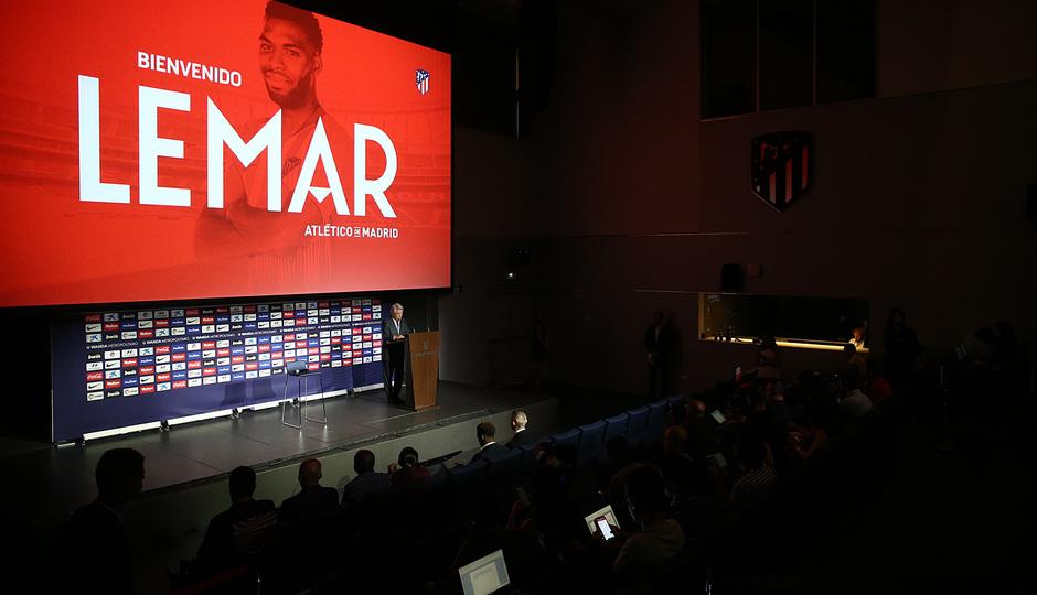 Temporada 2018-2019 | Presentación de Lemar