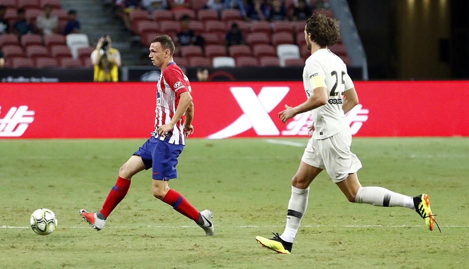 Temporada 2018-2019 | ICC Singapur | PSG - Atlético de Madrid | Grupo | Mikel