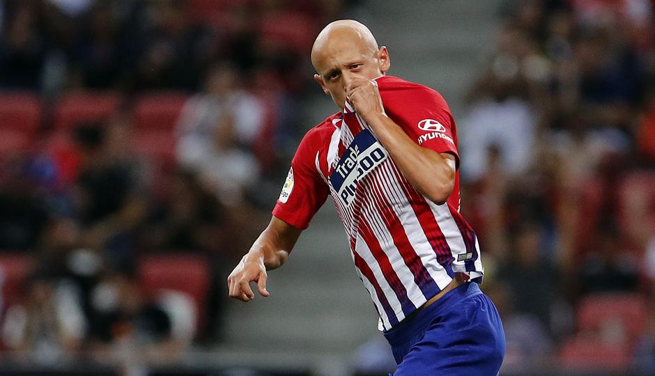 Temporada 2018-2019 | ICC Singapur | PSG - Atlético de Madrid | Grupo | Víctor Mollejo