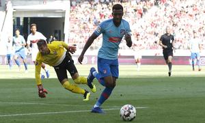 Temporada 2018-2019 | VfB Stuttgart- Atleti | Lemar