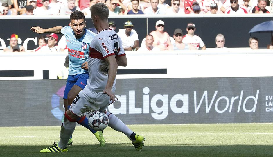 Temporada 2018-2019 | Stuttgart - Atlético de Madrid | Correa