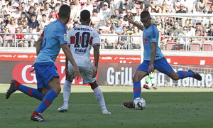Temporada 2018-2019 | Stuttgart - Atlético de Madrid | Montero