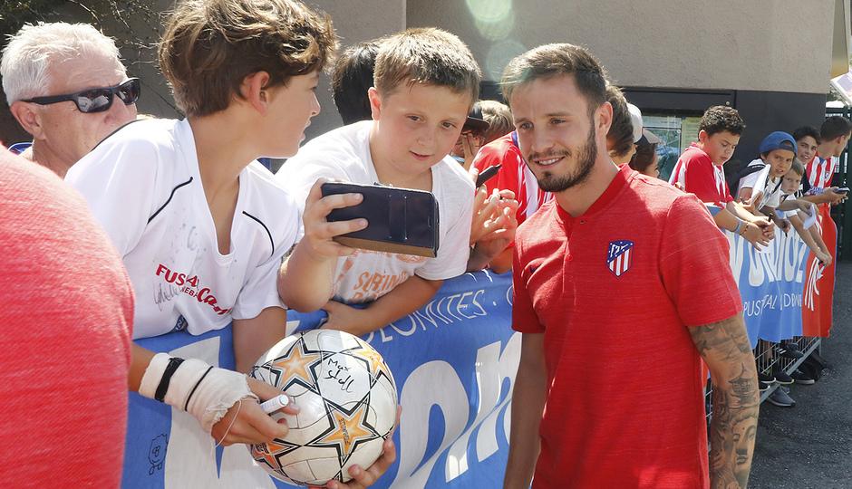 Temporada 2018-2019 | Brunico | Entrenamiento | Saúl Fans
