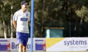 Temporada 2018-2019 | Brunico | Entrenamiento |  Simeone