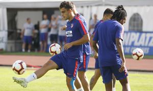 Temporada 2018-2019 | Brunico | Entrenamiento | Carlos Isaac