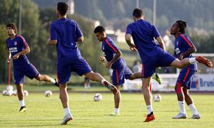 Temporada 2018-2019 | Brunico | Entrenamiento |